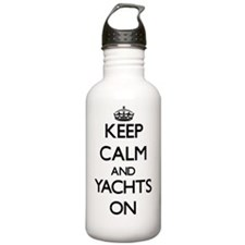 Keep Calm and Yachts O Water Bottle