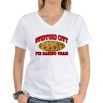 Stepford City Women's V-Neck T-Shirt