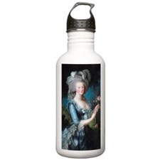 Cute French queen Water Bottle