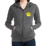 goeat.png Women's Zip Hoodie