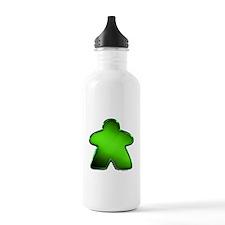 Metallic Meeple - Gree Water Bottle