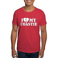 I Love My Coastie T-Shirt