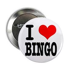 I Heart (Love) Bingo Button