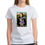 Mona & Sir Pug Women's T-Shirt