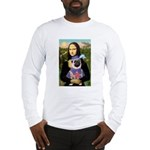 Mona & Sir Pug Long Sleeve T-Shirt