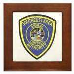Southeast Animal Control Framed Tile