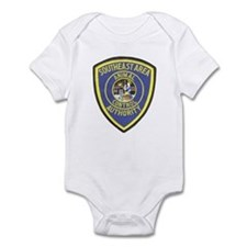 Southeast Animal Control Infant Bodysuit