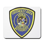 Southeast Animal Control Mousepad