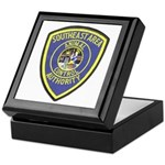 Southeast Animal Control Keepsake Box