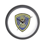 Southeast Animal Control Wall Clock