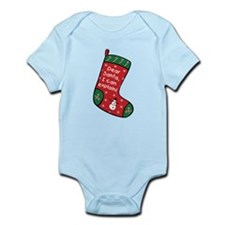 Letter To Santa Infant Bodysuit