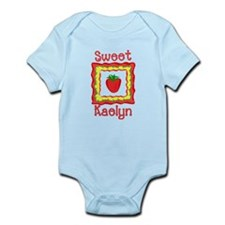 Sweet Kaelyn Infant Bodysuit