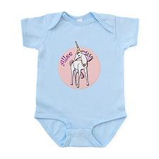 Allee Unicorn Infant Bodysuit