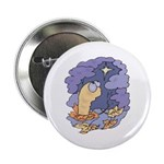Cute Nightcrawler Worm Button