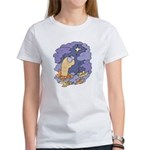 Cute Nightcrawler Worm Women's T-Shirt