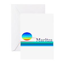 Maritza Greeting Cards (Pk of 10)