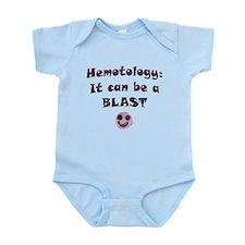 Hematology's a BLAST! Infant Bodysuit