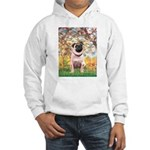 Spring / Pug Hooded Sweatshirt