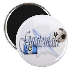 "Guatemala 2.25"" Magnet (100 pack)"