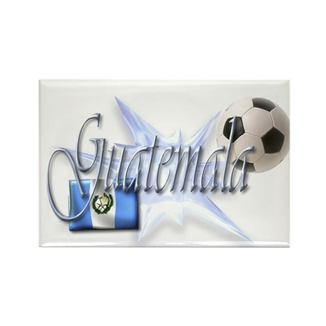 Guatemala Rectangle Magnet (10 pack)