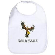 Eagle Mascot (Custom) Bib