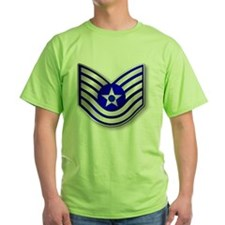 Metalic Technical Sergeant T-Shirt