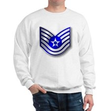 Metalic Technical Sergeant Sweatshirt