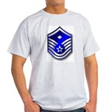 Metalic First Master Sergeant T-Shirt