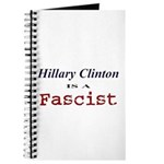 Clinton = Fascist Journal