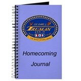 USS Harry S Truman Homecoming Journal (lt. blue)