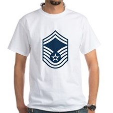 Blue Senior Master Sergeant Shirt