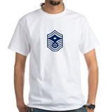 3D First Senior Master Sergea Shirt