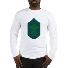 BDU Chief Master Sergeant Long Sleeve T-Shirt