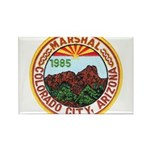 Colorado City Marshal Rectangle Magnet (10 pack)