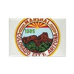 Colorado City Marshal Rectangle Magnet