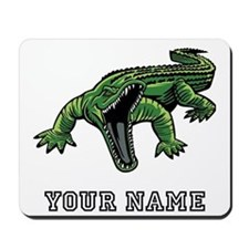 Mean Alligator (Custom) Mousepad