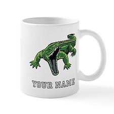 Mean Alligator (Custom) Mugs
