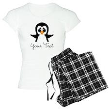 Personalizable Penguin Pajamas