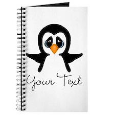 Personalizable Penguin Journal