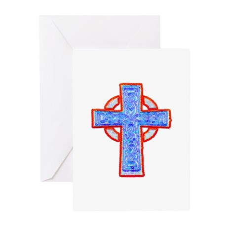 Celtic Cross Greeting Cards (Pk of 10)