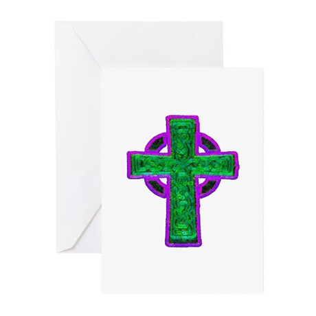 Celtic Cross Greeting Cards (Pk of 20)