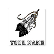 Native American Feathers (Custom) Sticker