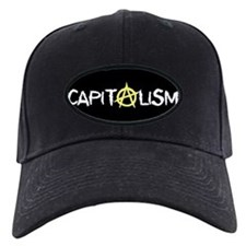 Anarcho-Capitalist Baseball Hat