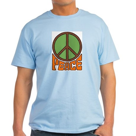 Peace Men's Light T-Shirt
