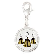 Three Handbells Charms