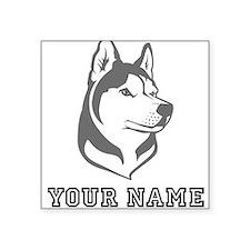 Wolf Head (Custom) Sticker