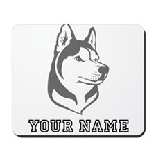 Wolf Head (Custom) Mousepad