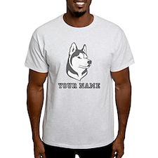 Wolf Head (Custom) T-Shirt