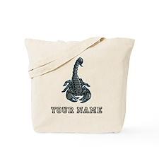 Scorpion (Custom) Tote Bag