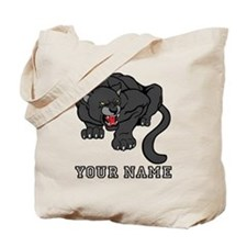 Black Panther (Custom) Tote Bag